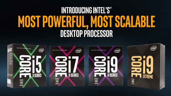 Intel Core X-series range