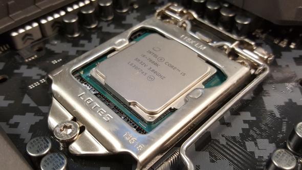 Intel Core i5 7600K benchmarks