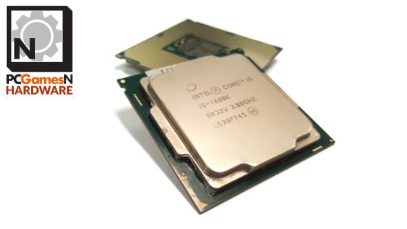 Intel Core i5 7600K review
