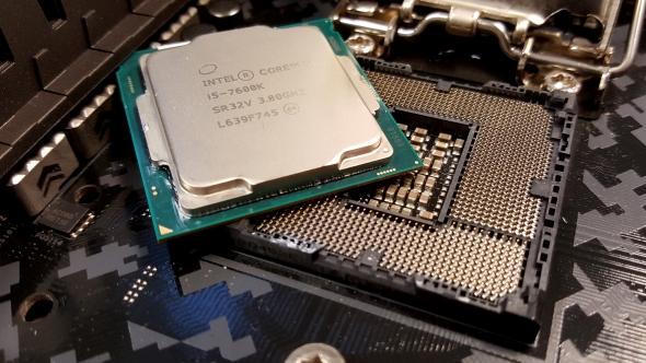 Intel Core i5 7600K specs