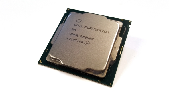 Best CPU for gaming - Intel Core i5 8400
