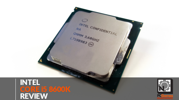 Intel Core i5 8600K review