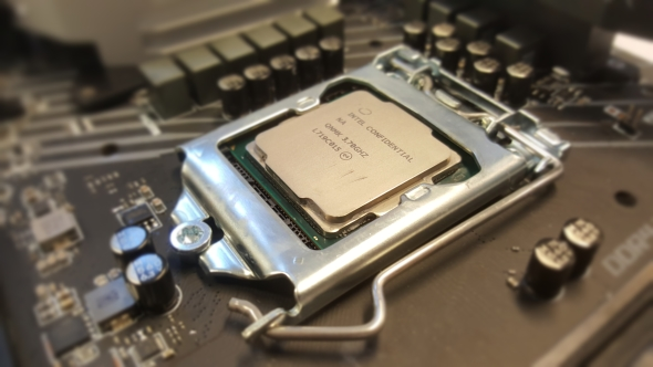 Intel Core i7 8700K performance