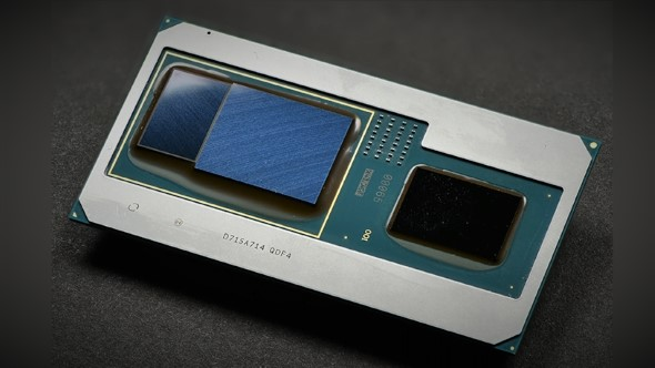 Intel Vega M G-series CPU