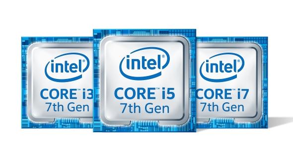 Intel Kaby Lake CPUs
