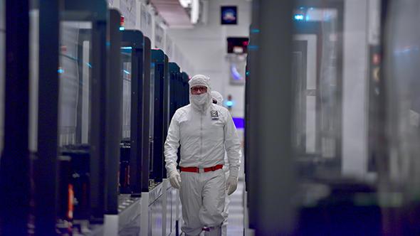 Intel fab