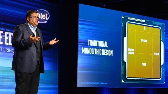 Intel's Murthy Renduchintala