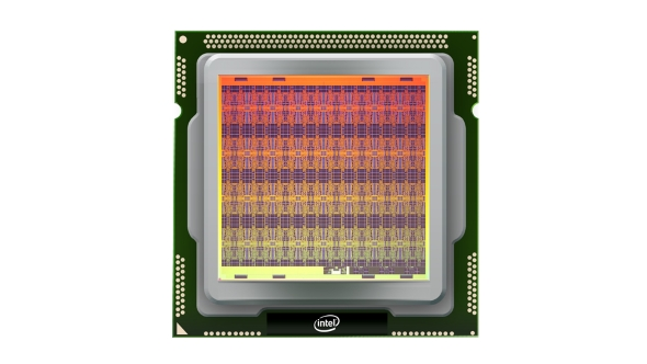 Intel neuromorphic Loihi chip