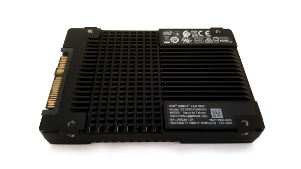 Intel Optane SSD 905P specs