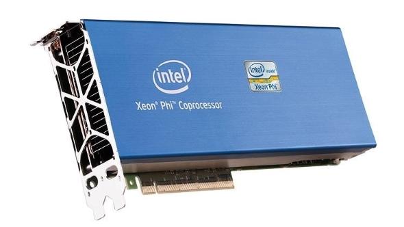 Intel Phi nee Larrabee