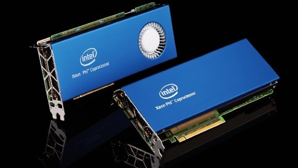 Intel Phi, Larrabee by any other name