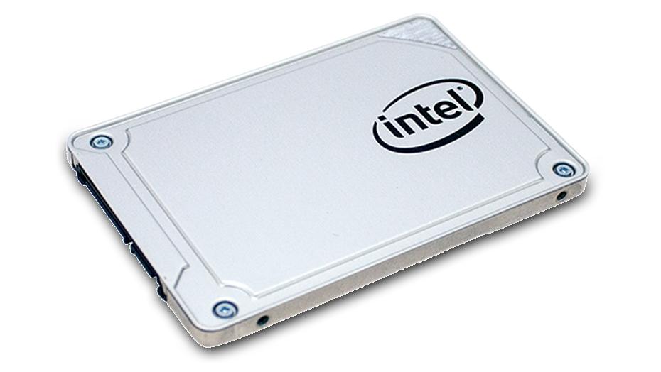 Intel's 64-layer SSD 545 512GB