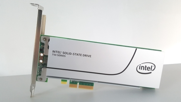 Intel SSD 750 400GB
