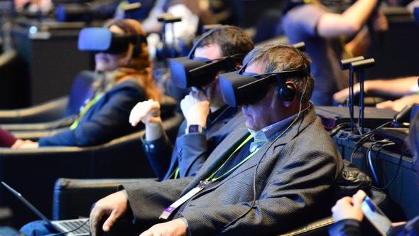 Intel VR = happiness?