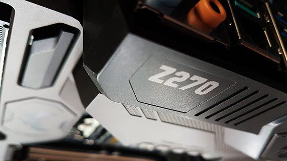Intel Z270 motherboard