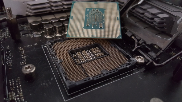 Intel Z370 motherboard chipset