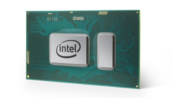 Intel mobile 8th gen CPU