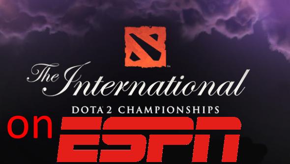 The International 2014 ESPN