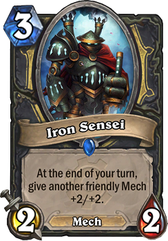 Iron Sensei