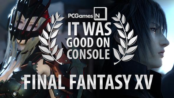 GOTY good on console - Final Fantasy XV