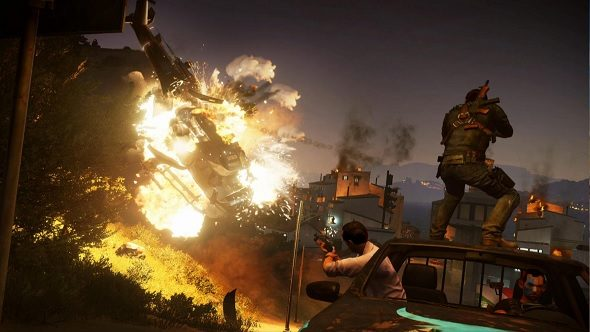 Just Cause 3 MP Launch