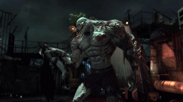 Batman: Arkham Asylum Joker