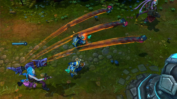 League of Legends Champion Review: Jinx, the Loose Cannon