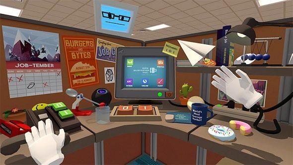 Job Simulator Owlchemy Labs