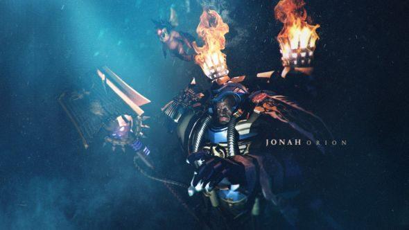 Jonah Orion Dawn of War 3