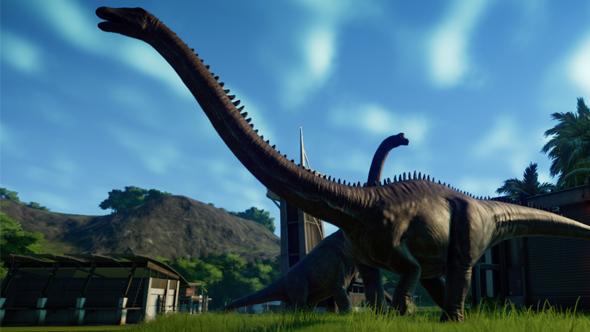 Jurassic World Evolution tips