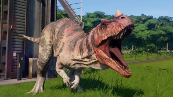 Jurassic World Evolution PC review