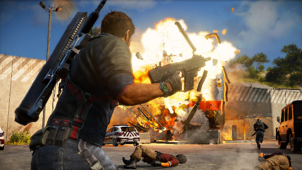 Just Cause 3 chaos