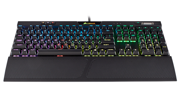 Corsair K70 RGB MK.2 gaming keyboard