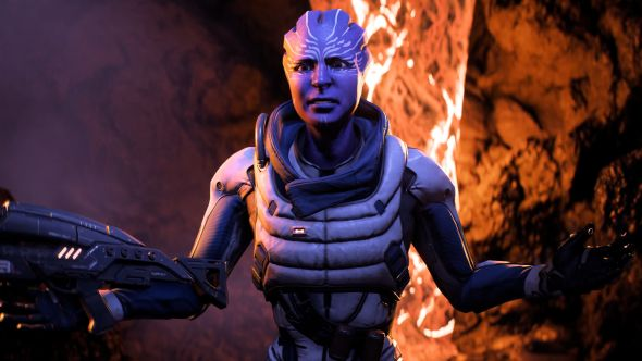 Professional animators talk about what went wrong with Mass Effect: Andromeda