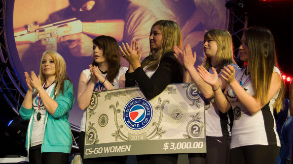 How the deck is stacked against women in e-sports