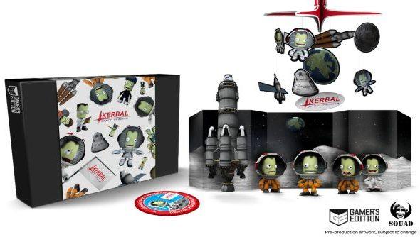 Kerbal Space Program Gamer's Edition