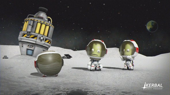 Kerbal Space Program Core Team Remains at Squad