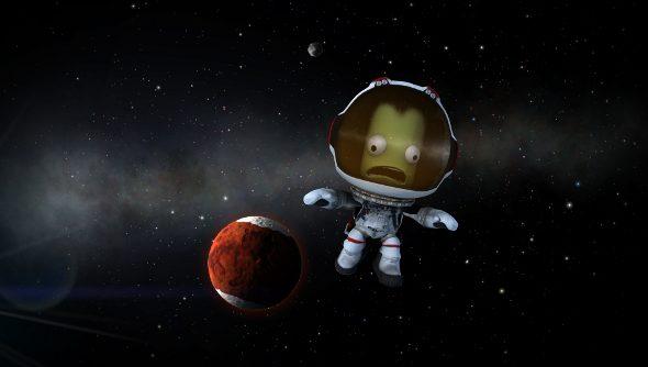 Kerbal Space Program 1.0 launch