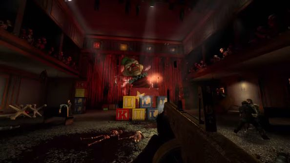 Killing Floor celebrates Halloween with evil, demented killer toys and new maps