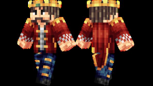 The Best Minecraft Skins PCGamesN - Skins para minecraft pe one piece