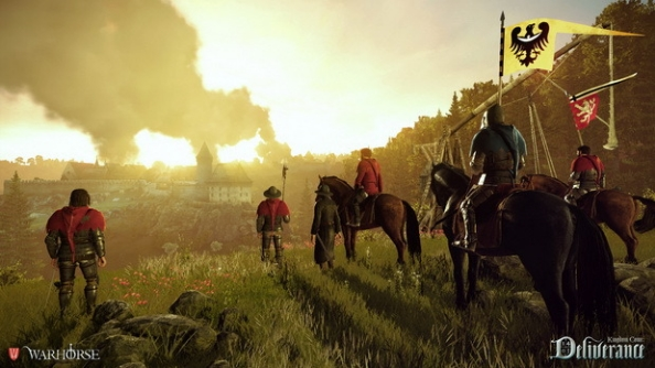 Kingdom Come: Deliverance offers dungeons without the dragons to Kickstarter