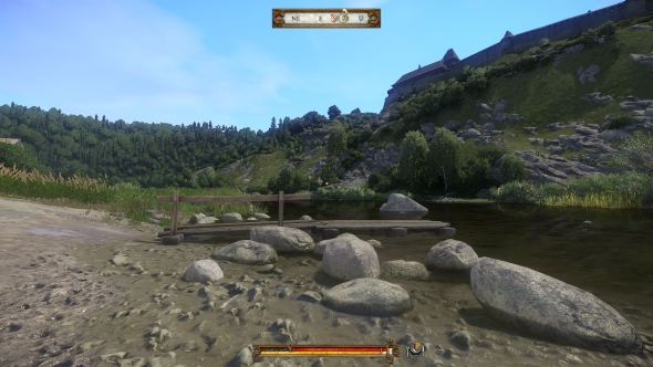 Kingdom Come: Deliverance PC performance high