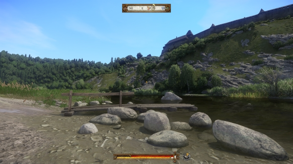Kingdom Come: Deliverance PC performance medium