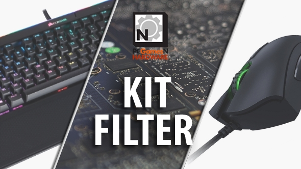 The Kit Filter: Corsair's Platinum board, a sexy standing desk and a classic rodent returns
