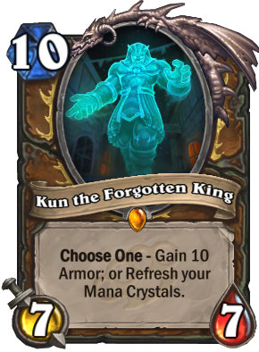 Kun the Forgotten King