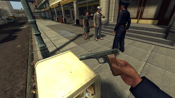 LA Noire VR Case Files evidence