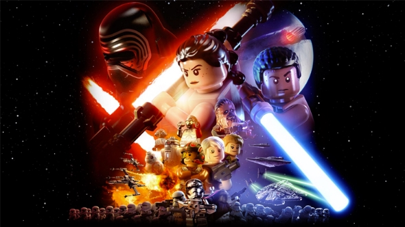 Nvidia Lego Star Wars header