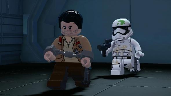 Nvidia Lego Star Wars
