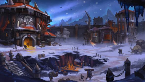 World of Warcraft Patch 6.1
