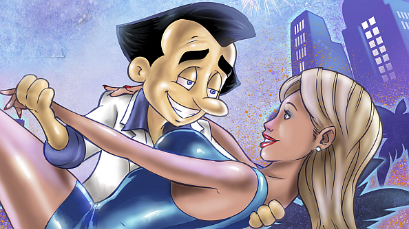 "Leisure Suit Larry Reloaded set to release in June: ""Re-made, expanded and enhanced"""